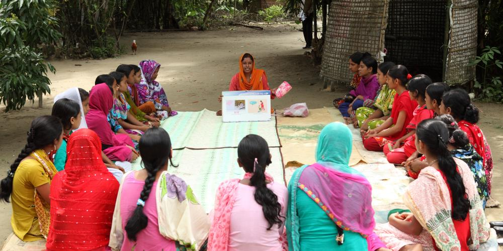 2012_BRAC WASH_Hygiene promotion