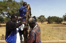 Onderhoud in Burkina Faso