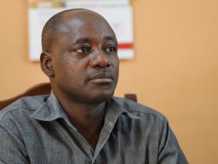 Daniel Kanyage, Bongo District Coordinating Director