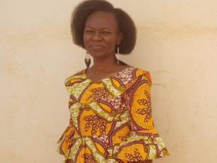 Afou Chantal Bengaly (photo by ViceVersa)