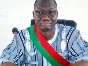 Aboubakar Hema, mayor of Banfora