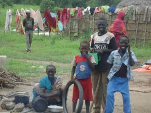 Bombasi refugee camp in Ethiopia UNCHR
