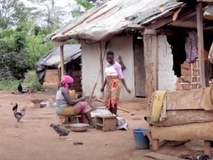Bronyakrom community in Ghana
