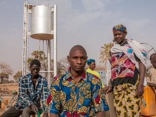Rural Utility in Burkina Faso