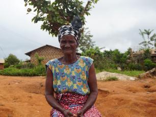 Kwadwo Addaikrom - Mary Kombat