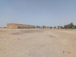 Ecole fermée dans la commune de Pobé-Mengao
