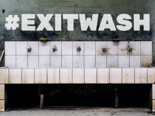 EXITWASH
