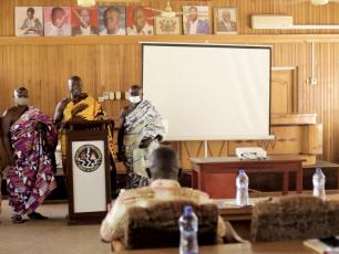 Five Civil Society Organizations win ANAM Small Grant Awards