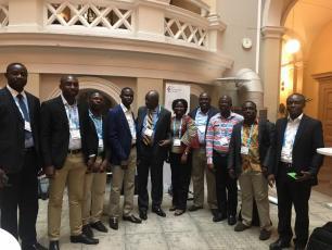 Ghana delegation to SWWW