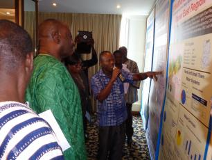 Hon. Kwaku Agyemang Mensah, Ghanian Minister for Water Resources, Works and Housing