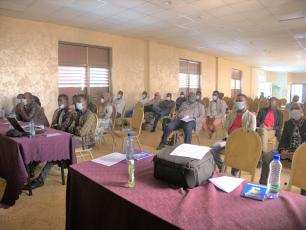 participants of SDG masterplan validation and launching workshop