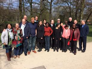 Hilton foundation grantees meeting in The Hague