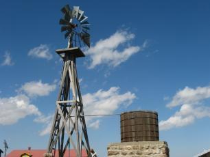 1920's Homestead farm water supply Oklahoma