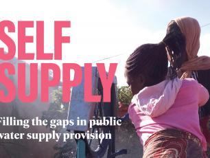 Self-supply book cover