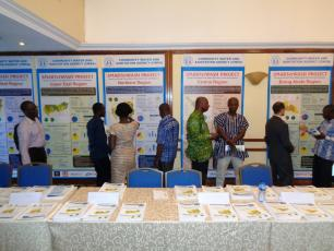 SMARTerWASH Meeting in Ghana, 2015