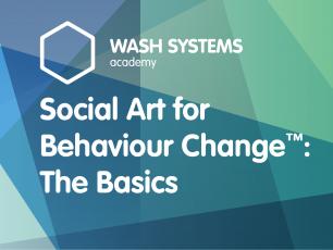 Social art for behaviour change