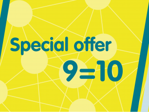 Special offer 9=10 tickets for WASH System Symposium