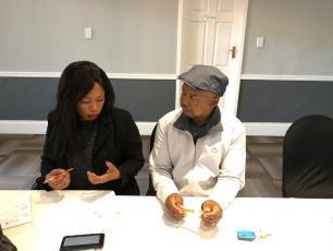 Thando and Joyce