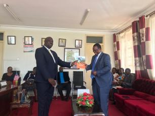 Kabarole district Chairman