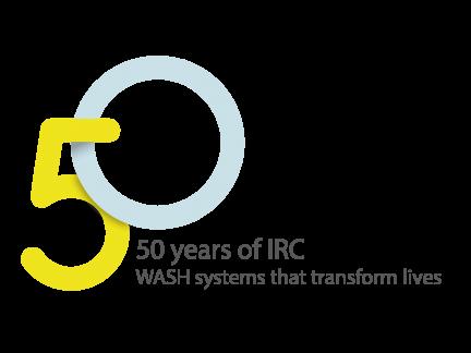 IRC 50 logo